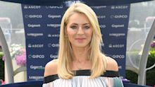 Tess Daly's stylish leopard print swimsuit is in the sale for just £25