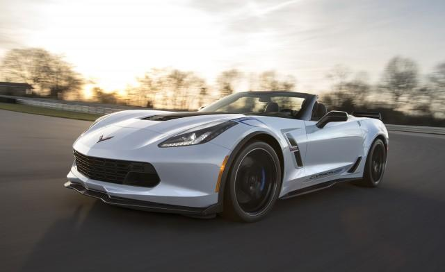 2018 Corvette Grand Sport >> 2018 Chevrolet Corvette Grand Sport And Z06 Get Carbon 65