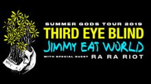 Third Eye Blind and Jimmy Eat World Announce 2019 'Summer Gods Tour' with Ra Ra Riot
