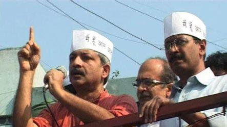 Kejriwal leads his first rally from Mumbai to Roha