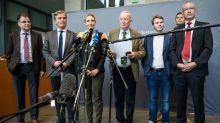 AfD-Fraktion wählt Geschäftsführer
