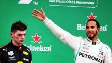 Brazil rocks for Hamilton and Mercedes