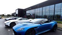 Aston Martin hikes yield on $1.1 billion junk bond sale to 10.5%