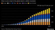 Correção: Mercado chinês de carro elétrico vê risco de saturação