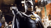 Batman forever? Michael Keaton could return as Caped Crusader in the upcoming 'Flash' movie