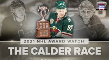 2021 NHL Award Watch: Evaluating the Calder Race