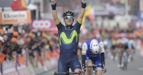 Cyclisme - Liège - Alejandro Valverde s'offre Liège-Bastogne-Liège pour la quatrième fois