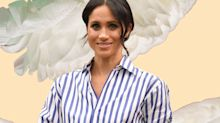 Yes, You've Seen Meghan Markle's Wimbledon Hat Before