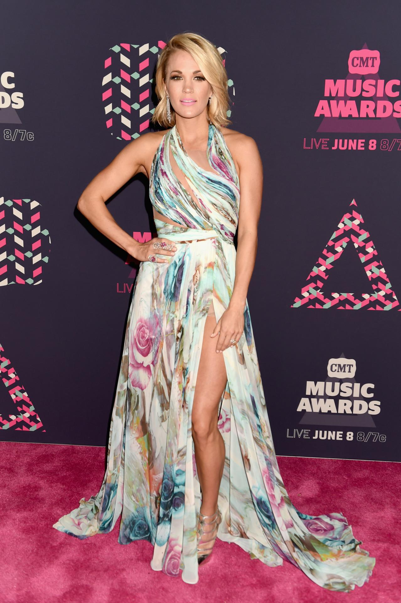 Cmt Music Awards 2016: Carrie Underwood, Keith Urban, Fifth Harmony, And  More