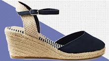 These £22 M&S espadrilles are a summer staple: 'Loved them so much I got every colour'