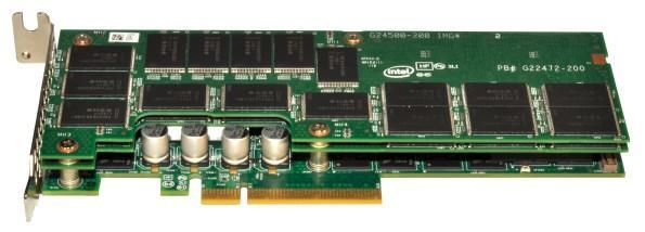 Intel announces PCI-Express 910 SSD lineup for enterprise customers