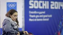 U.S. Athletes Arrive in Sochi