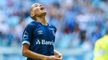 Nova casa: Grêmio oficializa empréstimo de jovem meia-atacante ao Vasco