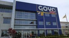 Goya anuncia cuantiosa donación tras la campaña de boicot tras alabar a Trump