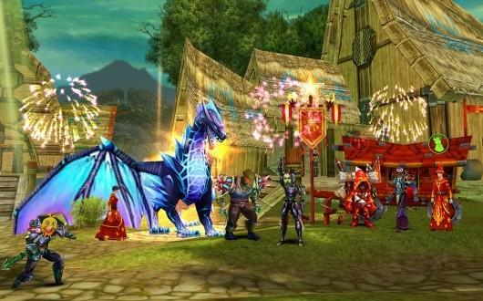 Order and Chaos Online comes to Ouya