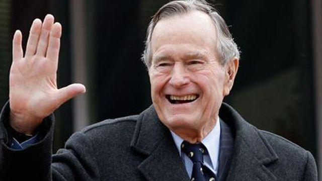 New documentary looks at the life of George H.W. Bush
