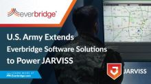 The U.S. Army Extends Everbridge Software Solutions to Power JARVISS, the Department of Defense's (DoD's) Enterprise System for Threat Visibility
