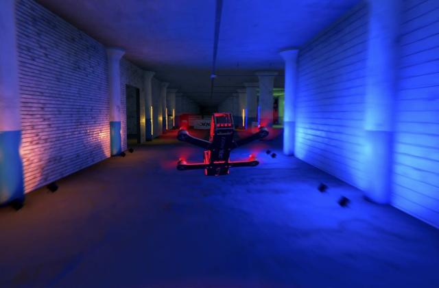Your gaming skills could earn you a Drone Racing League contract
