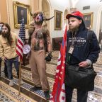 Long shot? Capitol rioters hold out hope for a Trump pardon