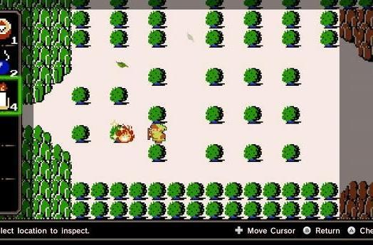 Hyrule Warriors' adventure mode has NES Zelda appeal