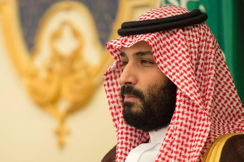 Crackdowns on dissenters ahead of the government decision to allow women to drive were seen as a show of force by Crown Prince Mohammed bin Salman (AFP Photo/BANDAR AL-JALOUD)
