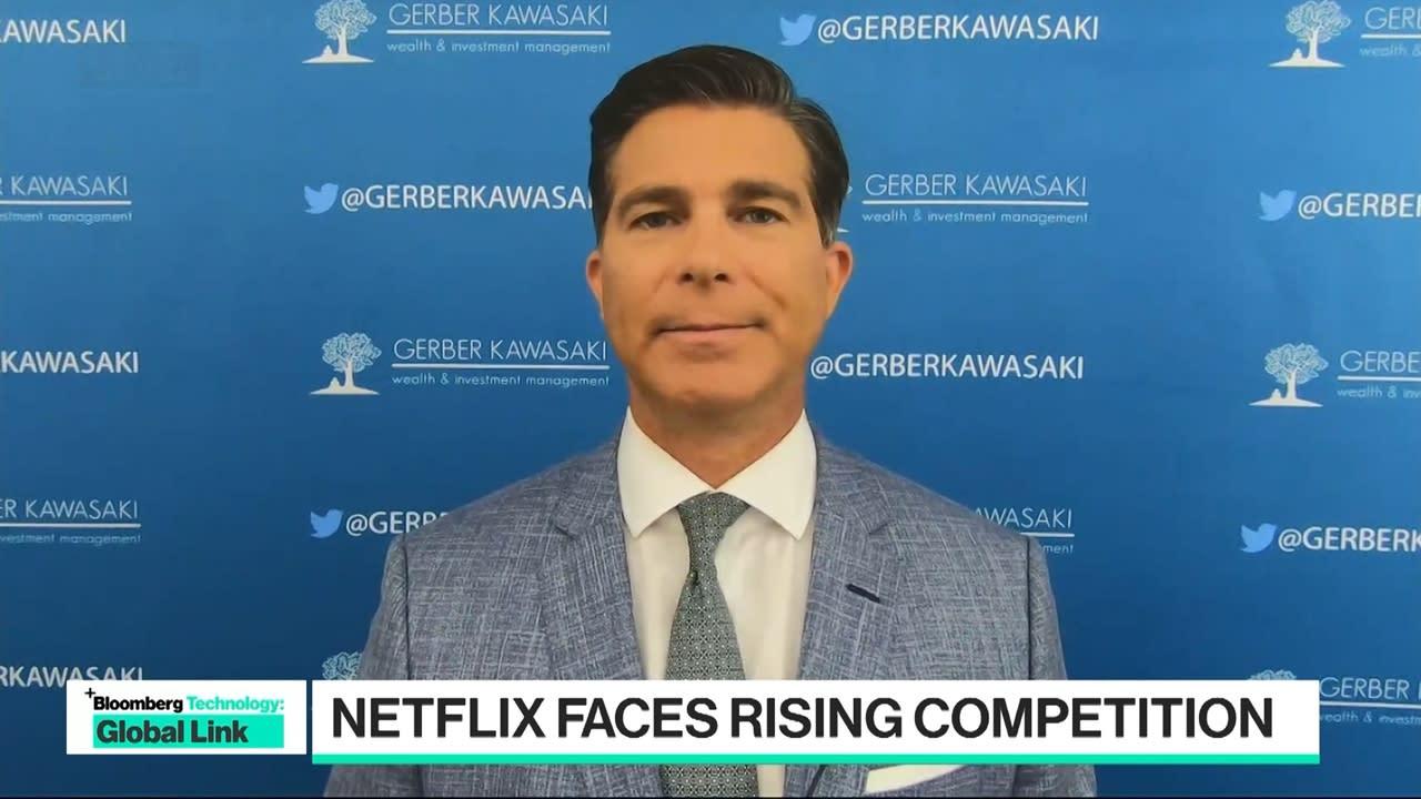 Netflix a 'Hold'; Disney Has Great Business Model: Gerber Kawasaki