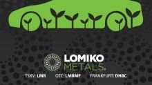 Lomiko Metals CEO Speaks on the Electric Vehicle Revolution at the Emerging Growth Conference on May 26, 2021