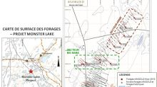 IAMGOLD annonce les résultats positifs de son programme de forage de 2019 à Monster lake, au Québec