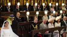 Bewegende Geste: Ein leerer Platz für Diana bei der Royal Wedding?