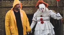 Horror-loving couple celebrates Halloween with 'It'-themed photo shoot
