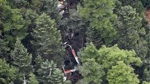 All 9 aboard rescue chopper crashed in Japan confirmed dead