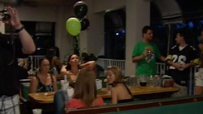 Friends Share Beers, Laughs To Remember Binder