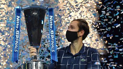 ATP Finals 2020 result: Daniil Medvedev defeats Dominic Thiem to capture crown at season-ending showpiece