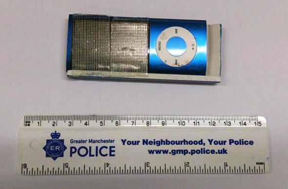 Thieves tried to swipe ATM cards using an iPod nano