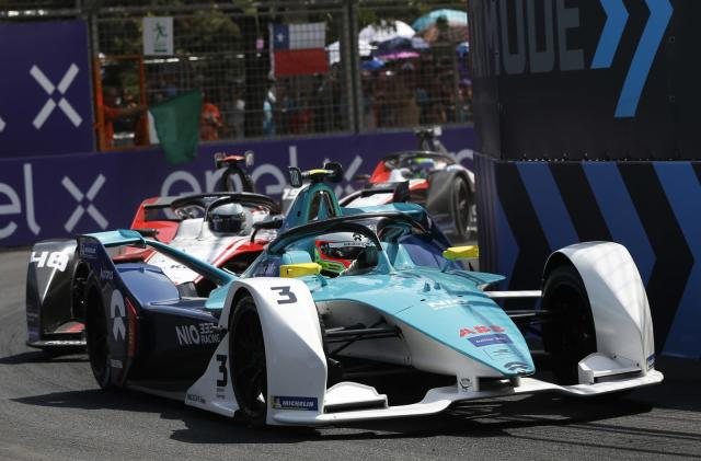 Formula E season suspended due to coronavirus fears