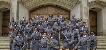 Black women cadets to set record at West Point