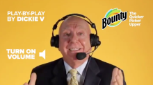 P&G picks Dick Vitale to make call in March Madness ad