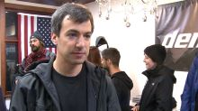 Nathan Fielder opens 1-day Summit Ice pop-up store in Vancouver