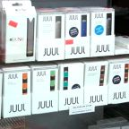 Teen vaping doubles as other drug, alcohol use falls