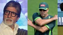 Big B slams Brad Hodge for doubting Kohli's integrity
