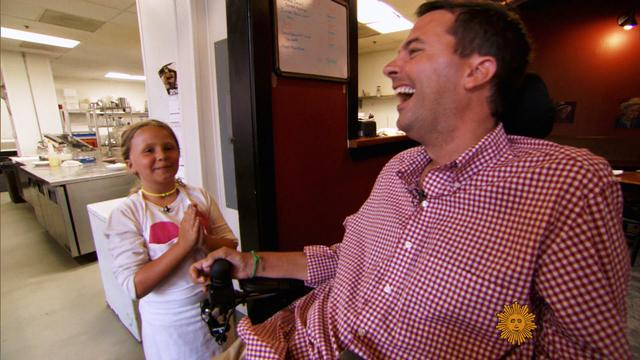 Terminally-ill father cherishes every day with daughter