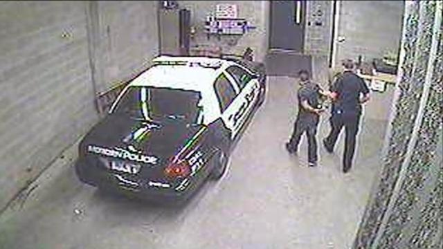 Police Chief`s Son Goes on Trial for Excessive Force