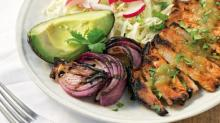 Grilled Mayan Pork Chops from'One-Pot Paleo'