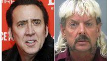 Nicolas Cage set to play Joe Exotic in 'Tiger King' drama miniseries