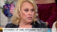 Jeffrey Tambor accuser Van Barnes says he watched her sleep naked (Video)