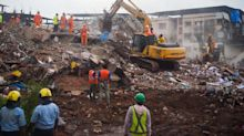 2 killed, many feared trapped after building collapse in Maharashtra
