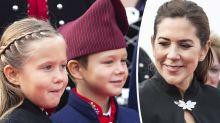 Princess Mary enrols eight-year-old twins in overseas boarding school