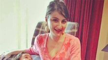 Taimur Ali Khan doting on aunt Soha Ali Khan in this picture will make your day