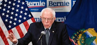 Bernie says Trump will try to delegitimize election