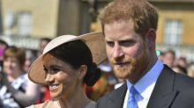 O ano agitado da família real britânica
